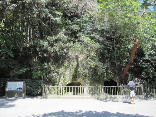 西郷洞窟02