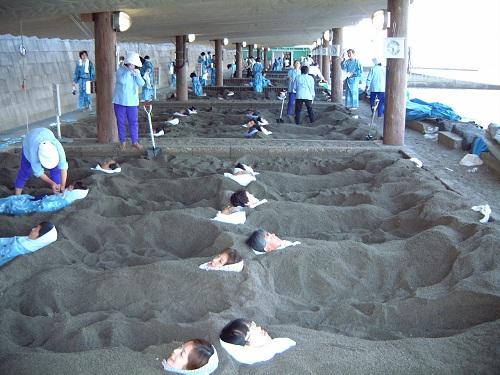 指宿砂むし会館04