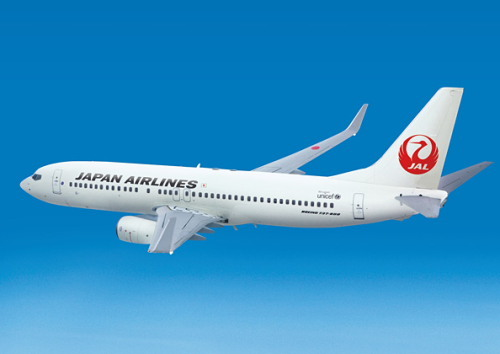 JAL-737-800