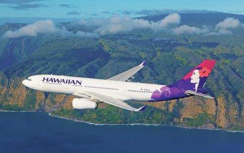 ハワイアン航空A330-200