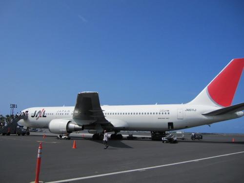 2009ハワイ島ヒロ空港