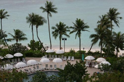 グアム島ホテル
