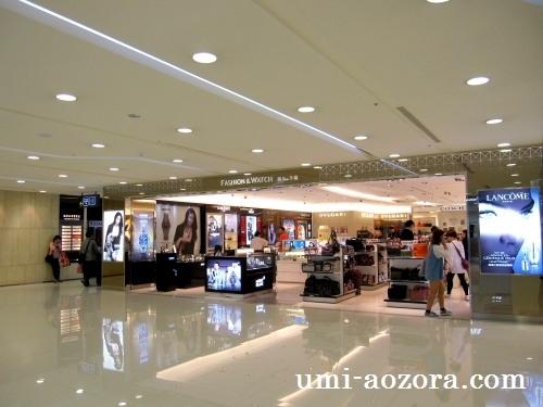 台北松山空港ラウンジ02