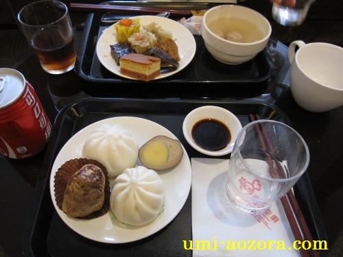 台北松山空港ラウンジ10