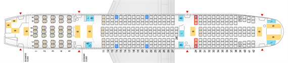 ANA_777-200_306席仕様機