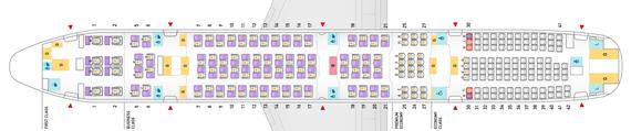 ANA_777-300-212席仕様機シートマップ