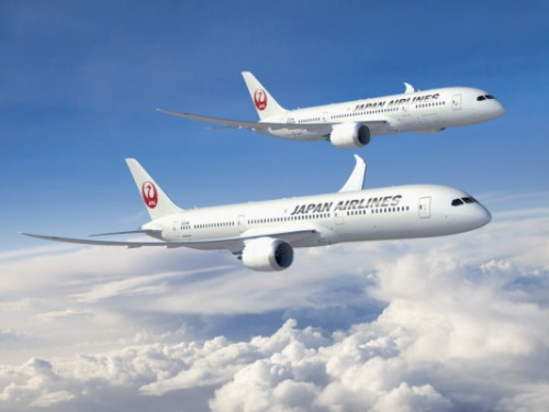 JAL-787-9型機