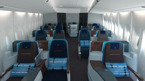 KLM_747-400_ビジネスクラス02