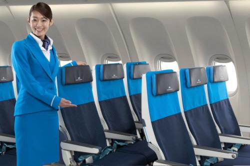 KLM_700-200エコノミーコンフォート