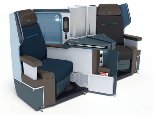 KLM_787-9_ビジネスクラス01
