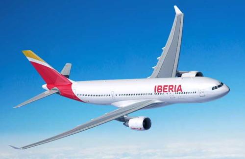 イベリア航空A330-200