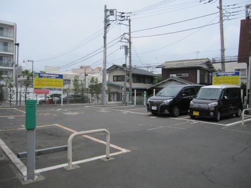 片瀬江の島駐車場02