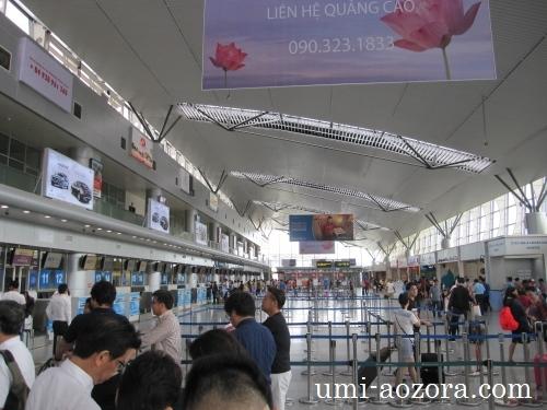 ダナン国際空港033