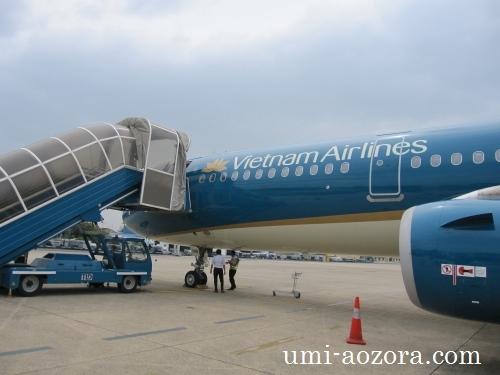 ダナン国際空港039