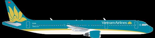 ベトナム航空321