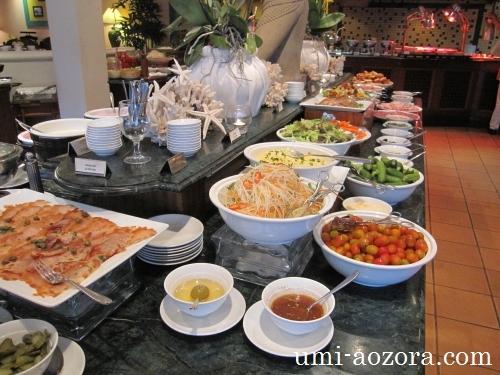 ホテルの朝食02
