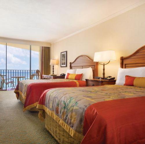 アウトリガーワイキキビーチリゾート客室