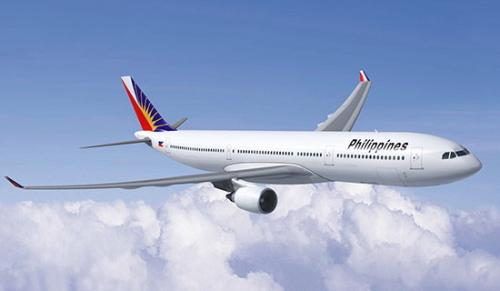 フィリピン航空 A330-300型機